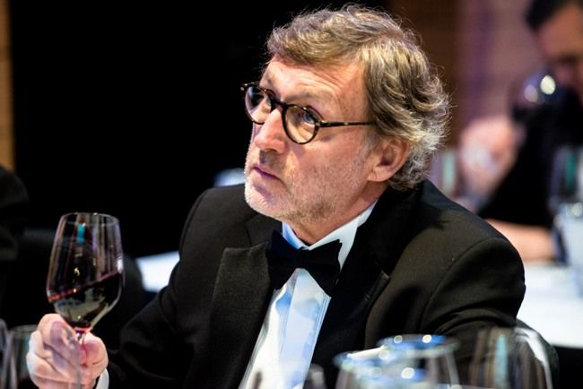 Jorge Lucki assume posto na Académie Internationale du Vin